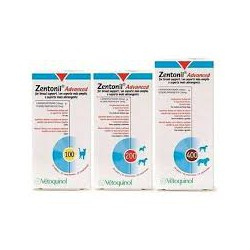 ZENTONIL ADVANCED 100 / 30 TABL