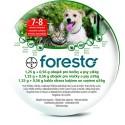 foresto - obroża dla kotów i psów o masie ciała poniżej 8 kg