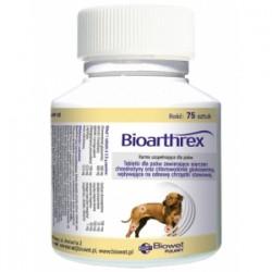 Biowet Bioarthrex - 75 tabl. - preparat na stawy dla psów
