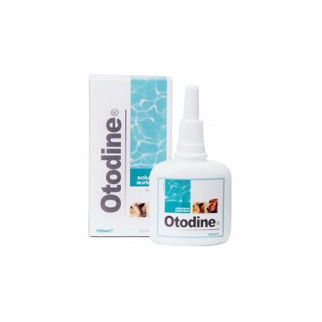 Geulincx Otodine - 100ml - preparat leczniczy do uszu psów, kotów