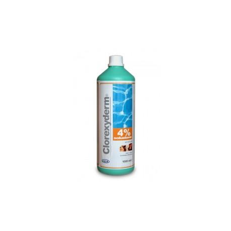 Clorexyderm solution 4 % 1000 ml