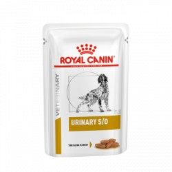 ROYAL CANIN URINARY S/O CANINE 150 G SASZETKA