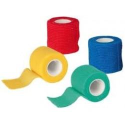 Bandaż dla zwierząt - 5cm x 4.5m - elastyczny, samoprzylepny