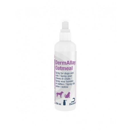 Dechra DermAllay Oatmeal - 230ml - odżywka dla psów, kotów