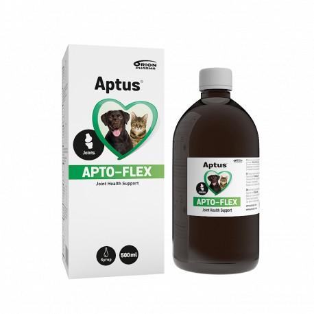 Aptus Apto-Flex - 500ml - syrop na stawy dla psów, kotów