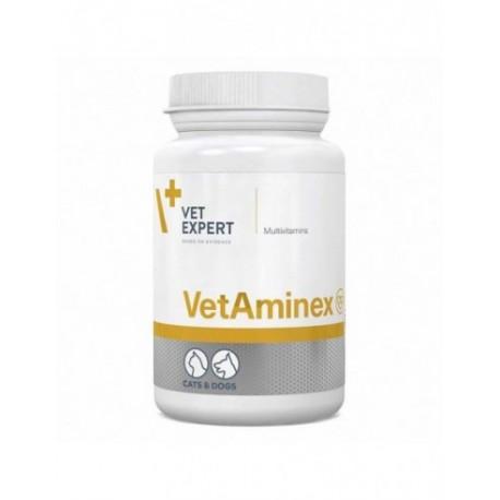 VetExpert VetAminex - 60 kaps. - preparat witaminowy dla psa, kota