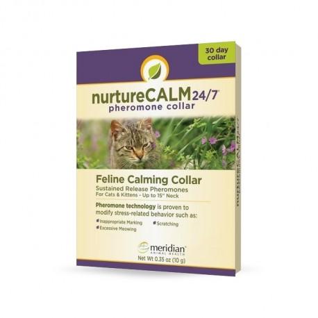Meridian NatureCALM - 38cm - obroża feromonowa dla kotów i kociąt
