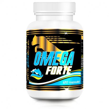 Game Dog Omega Forte - 120 kaps. - karma uzupełniająca dla psów