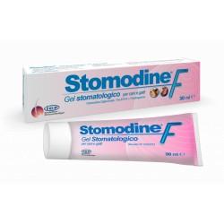 Geulincx Stomodine F - 30ml - żel do higieny jamy ustnej psów, kotów