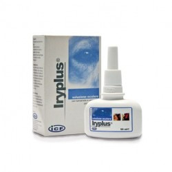 Geulincx Iryplus - 50ml - preparat do czyszczenia oczu dla psów, kotów