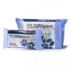 Geulincx CLX Clorexyderm Wipes - chusteczki czyszczące z chlorheksydyną dla psów, kotów