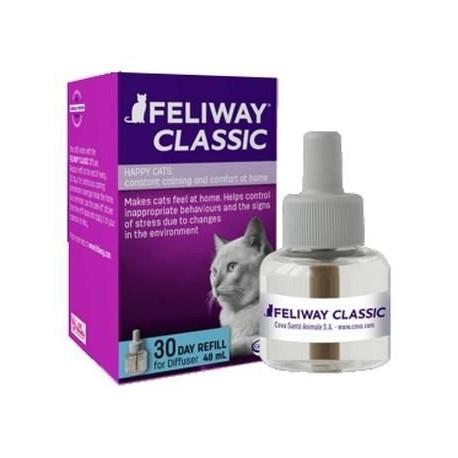 Feliway - 48ml - wkład uzupełniający z kocimi feromonami