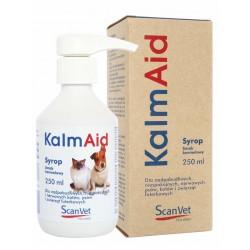 ScanVet KalmAid - 250ml - preparat uspokajający dla psów, kotów