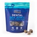 Fish4Dogs Dental Sea Jerky Fish Tiddlers - 100g - przysmaki dentystyczne dla psa