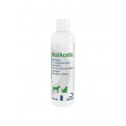 Dechra MalAcetic - 230ml - szampon dla psów, kotów