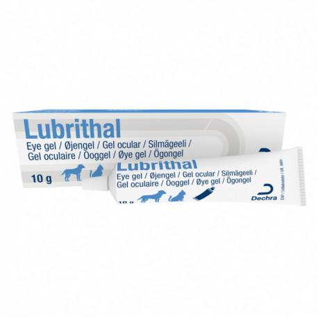 Dechra Lubrithal - 10g - żel do oczu dla psów i kotów