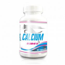 Game Dog Calcium+D3 - 60 kaps. - suplement diety dla psów