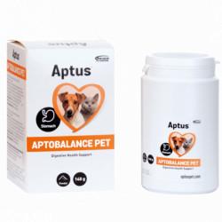 Aptus Aptobalance - 140g - prebiotyk i probiotyk w proszku dla psów, kotów