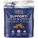 Fish4Dogs Skin&Coat Mackerel Morsels - 225g - przysmaki dla psów