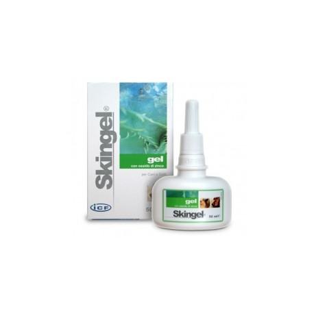 Geunlicx Skingel - 50ml - antyseptyczny środek wspomagający gojenie ran dla psów, kotów