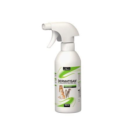 Vet-Agro Dermatisan - 250ml - płyn dezynfekujący dla psów, kotów